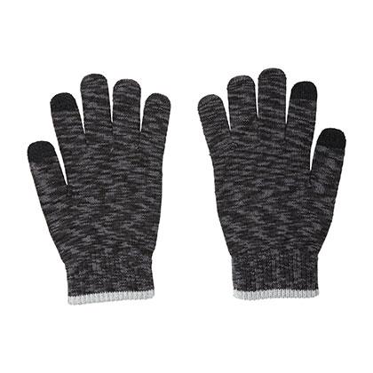手袋(タッチパネル対応) [ユニセックス] ブラック