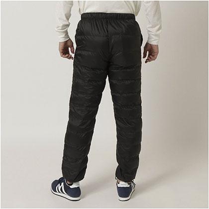 ブレスサーモ ダウンパンツ[メンズ] ブラック・XL