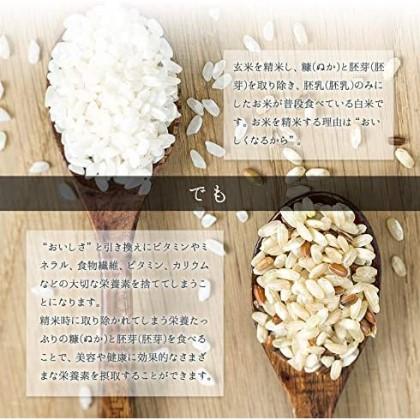 食べる米ぬか 200g(100g×2袋) 農薬化学肥料不使用 有機JAS認証 hana-011