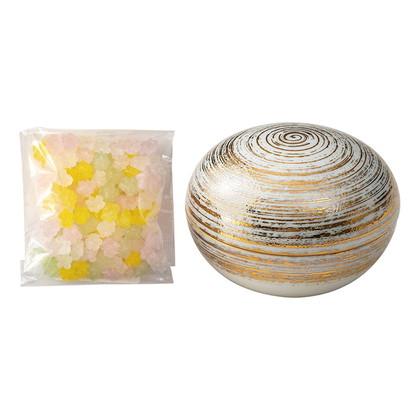 ボンボニエール(金平糖付) 白