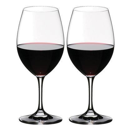 リーデル ペア赤ワイングラス