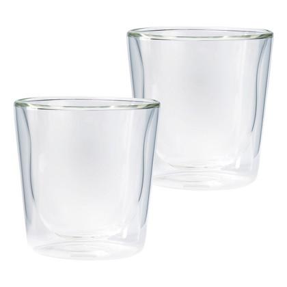 ボダム ペアダブルウォールグラス