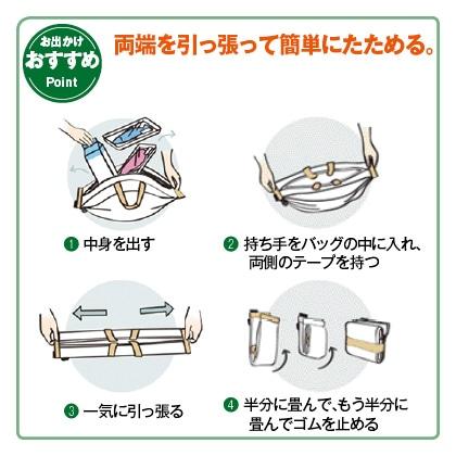 シュパット 保冷バッグM+コンパクトバッグLセット(ストライプ+ネイビー)