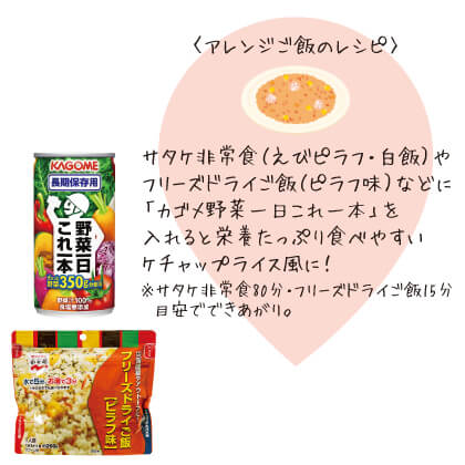 永谷園フリーズドライご飯8食セット(6セット)