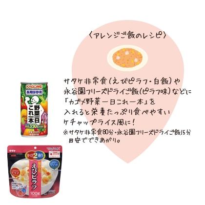 サタケ非常食バラエティ12食セット(6セット)