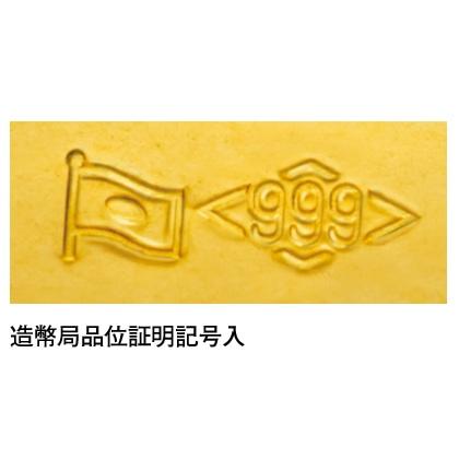 純金フィギュア トラッキー通常版