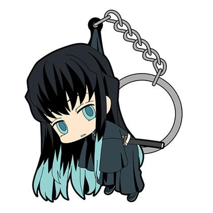 鬼滅の刃 時透無一郎 つままれキーホルダー 【3月末以降発送予定】