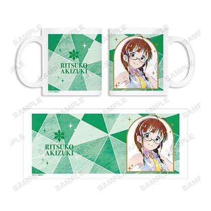 【アイドルマスター ミリオンライブ!】秋月 律子 Ani−Art マグカップ