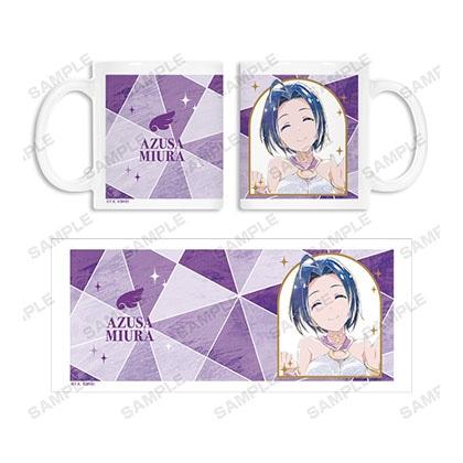 【アイドルマスター ミリオンライブ!】三浦 あずさ Ani−Art マグカップ【10月上旬発送予定】