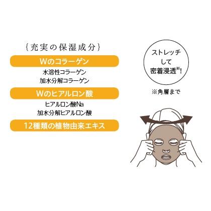 〈ソロソロ〉 アクアシートマスク