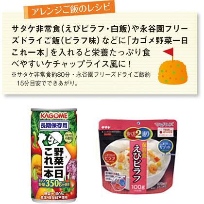 サタケ非常食バラエティ 12食入