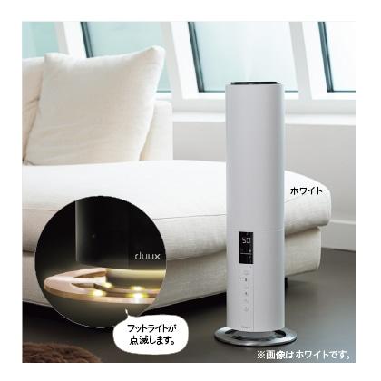 duux タワー型超音波加湿器(ブラック)