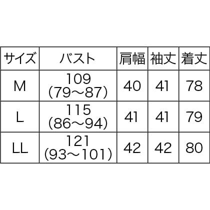 綿混フレアラインチュニック(M)