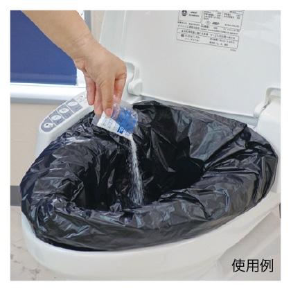 災害用トイレ マイレットS−100