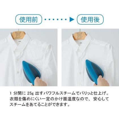 [ティファール] 衣類スチーマー トゥイニー