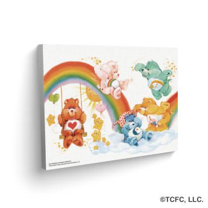 Care Bearsフレーム切手セット Aver
