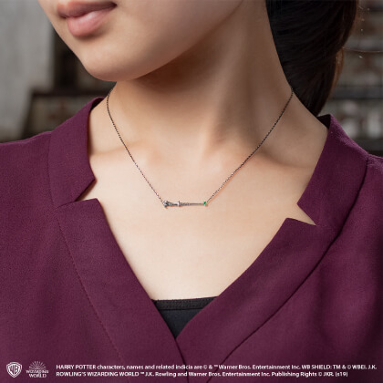 Wand necklace「Lord Voldemort」 シルバー