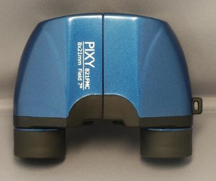 PIXY 双眼鏡 8x21FF MC ブルー