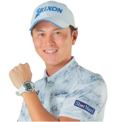 GPSゴルフナビ ShotNavi W1-FW ネイビー