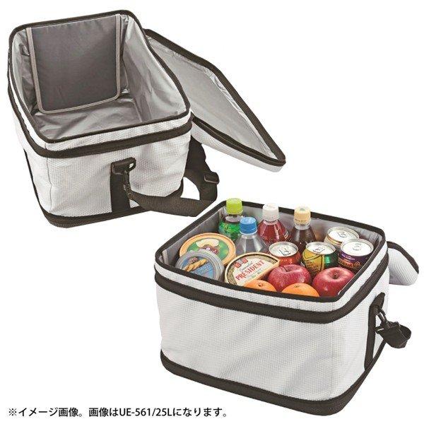キャプテンスタッグ スーパーコールドクーラーバッグ 43L UE-562 ソフトクーラー 保冷バッグ 保冷キャンプ用品 アウトドア用品