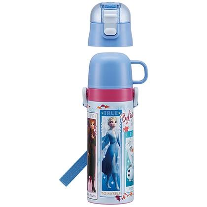 超軽量2WAYステンレスボトル アナと雪の女王2