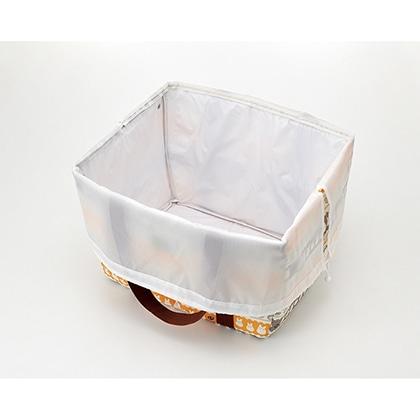 レジカゴ保冷バッグ(巾着付) 小トトロ KBR61