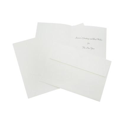 JXCD−107和風シルク印刷カード 富士山と猿温泉