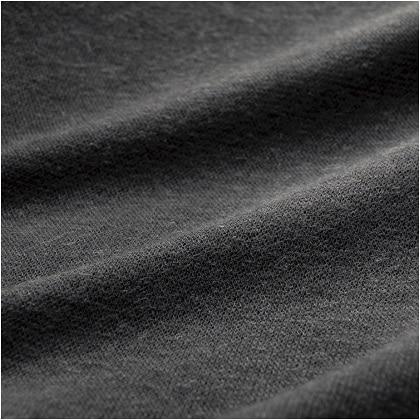 ブレスサーモアンダーウェアプラス    Vネック長袖シャツ [メンズ] ブラック ・ LL
