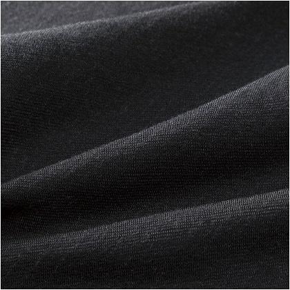 ブレスサーモアンダーウェアプラス  ラウンドネック長袖シャツ [レディース] ブラック ・ LL