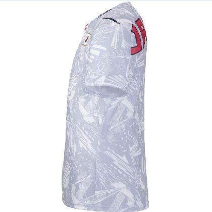 応援Tシャツ[ユニセックス] ホワイト・3XL