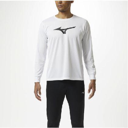 長袖Tシャツ[ユニセックス]ホワイト・L