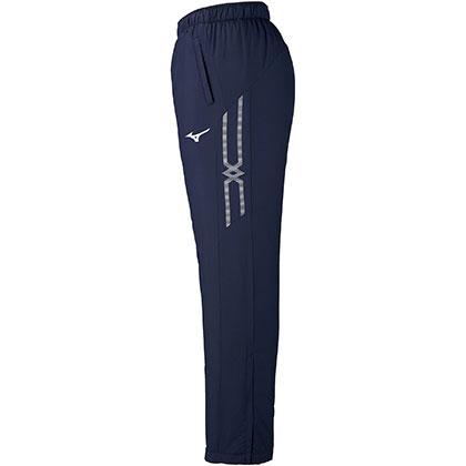 ブレスサーモ中綿ウォーマーパンツ[ユニセックス] ネイビー ・ XL