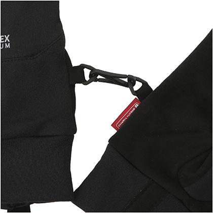 GORE-TEX ブレスサーモグローブ[ユニセックス]ブラック・L