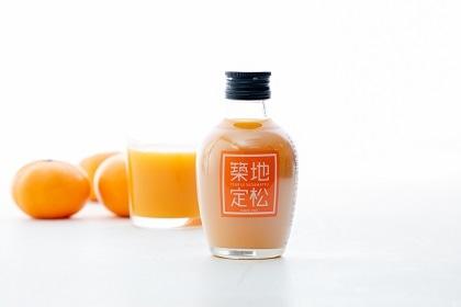 定松みかんジュース(8本)