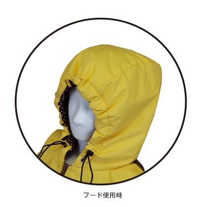 13ポケット付ハコベスト(男女兼用/イエロー/L)