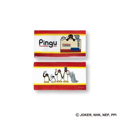 ピングー クリアファイル3点セット