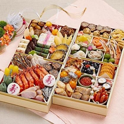 【早割】京菜味のむら おせち「朱雀」