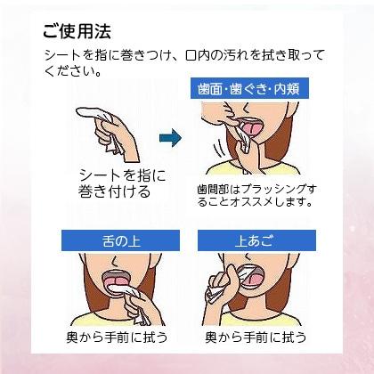 口腔ケア きほんのセットD(JP1121)