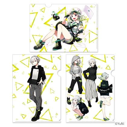 「YuNi 1st Anniversary!」フレーム切手セット(再販売)