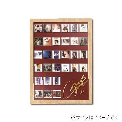 大黒摩季50th/50try Anniversaryフレーム切手セット 限定50個 額装ピンズセット