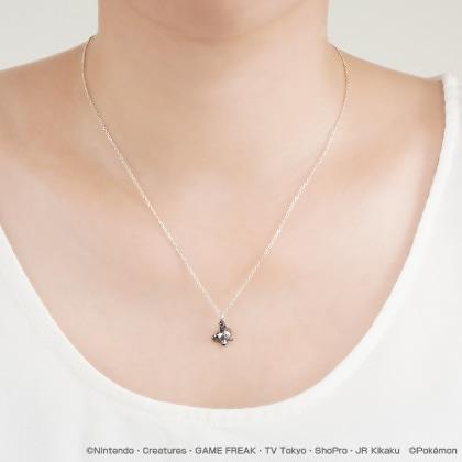 ゲンガー(ブラックver.) ネックレス シルバー
