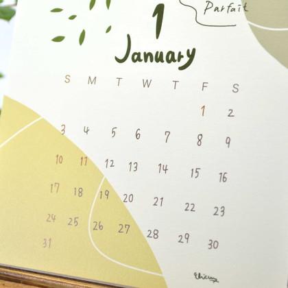 CAL−27 2021版カレンダースウィーツ S
