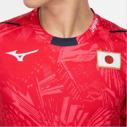 応援Tシャツ[ユニセックス] レッド・2XL