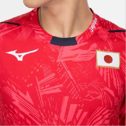応援Tシャツ[ユニセックス] レッド・3XL