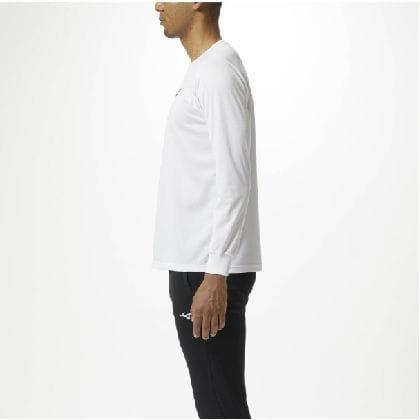 長袖Tシャツ[ユニセックス]ホワイト・M