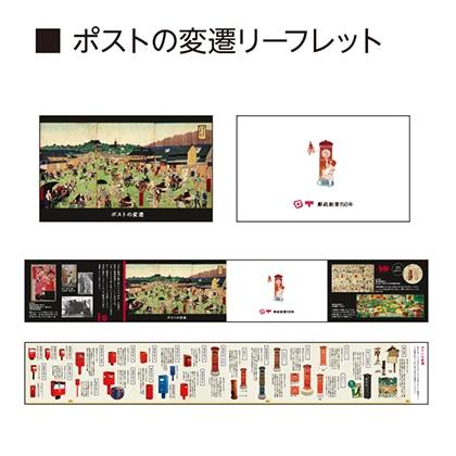 郵政創業150周年記念 郵便ポストピンバッジフレーム切手セット