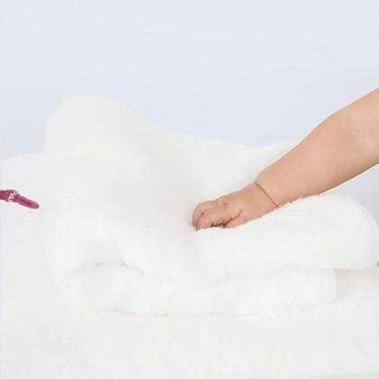 奇跡のタオル ゲストタオル2枚セット ホワイト