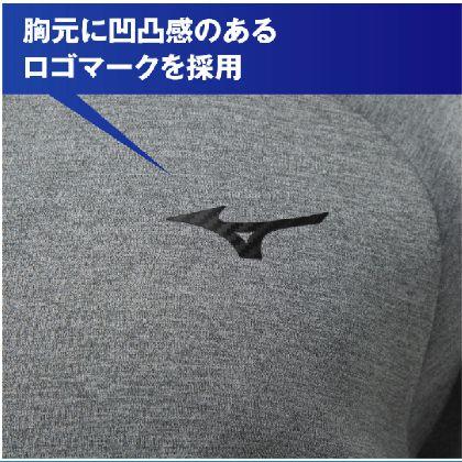 ストレッチスウェットフーディ[ユニセックス]グレー杢・XL