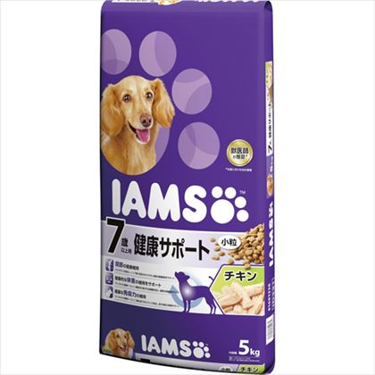 アイムス (IAMS) ドッグ 7歳以上用 チキン 小粒 5kg