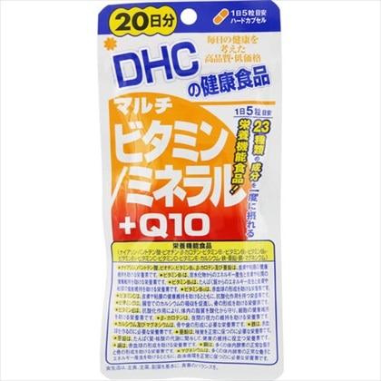 DHC マルチビタミンミネラル+